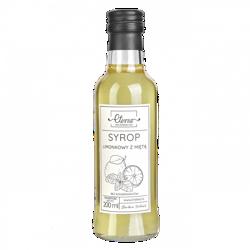Eterno - Syrop limonka z miętą 200ml