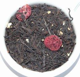 Herbata czarna - Imbirowo-Malinowa