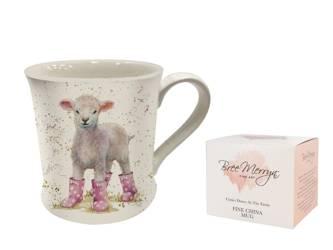Kubek - Lottie Lamb In Boots Mug