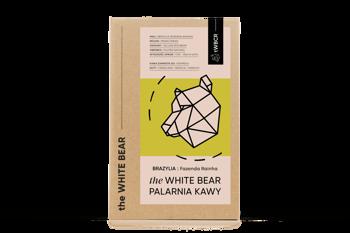 The White Bear Brazylia Fazenda 1000g kawa ziarnista