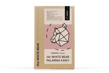 The White Bear Tanzania Karatu 1000g kawa ziarnista