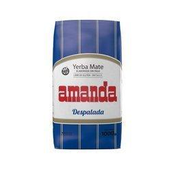 Yerba Mate Amanda Despalada 1000g