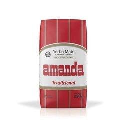 Yerba Mate Amanda Tradicional 250g