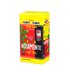 Yerba Mate Rosamonte Suave 1000g