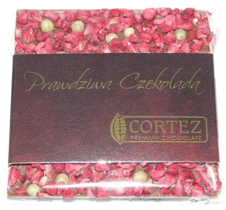 Cortez mini-czekolada mleczna pieprz-malina-cytryn