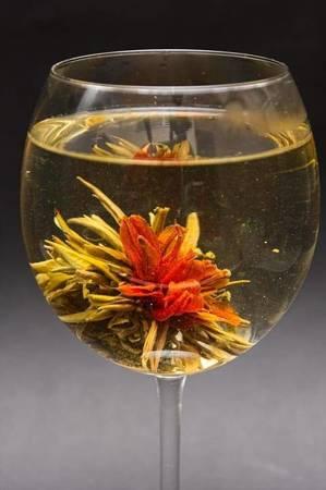 Herbata biała kwitnąca - Century Lover