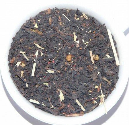 Herbata czarna - Na Jedwabnym Szlaku