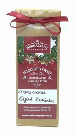 Herbata świąteczna 50g WESOŁYCH ŚWIĄT I