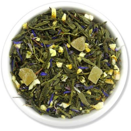 Herbata zielona - Głębia Pacyfiku