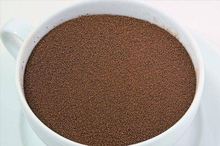 Kawa rozpuszczalna - Poziomkowa