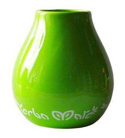 Matero ceramiczne Luka zielone