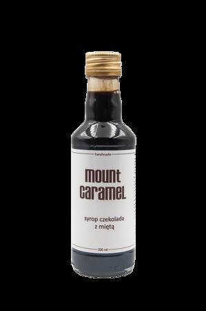 Mount Caramel - syrop czekolada z miętą 200ml