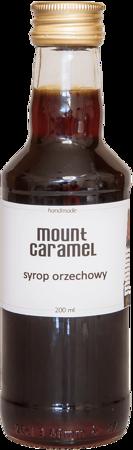 Mount Caramel - syrop orzechowy 200ml