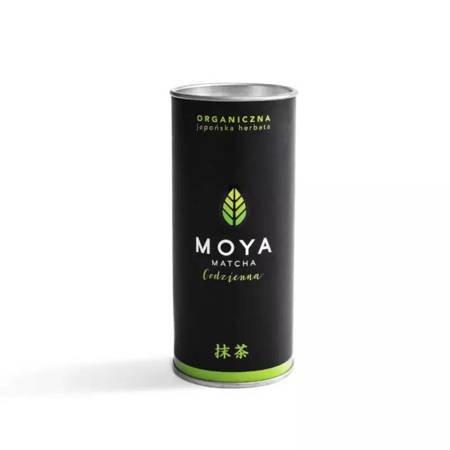 Organiczna herbata MOYA Matcha Codzienna 30g