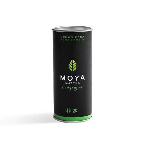 Organiczna herbata MOYA Matcha Tradycyjna 30g