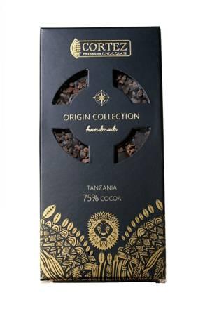 Single Origin Tanzania Czekolada ciemna kakaowiec